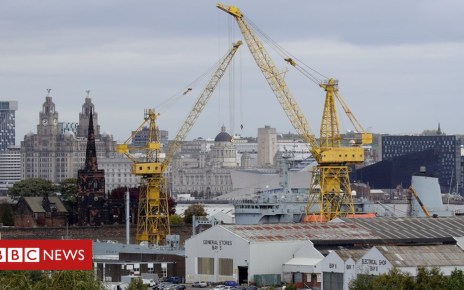 104247961 cl - Cammell Laird: Unite union workers vote to strike over job fears