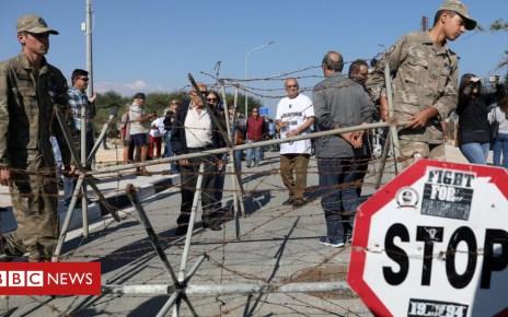 104278404 hi050565838 - Cyprus opens first new border crossings in years