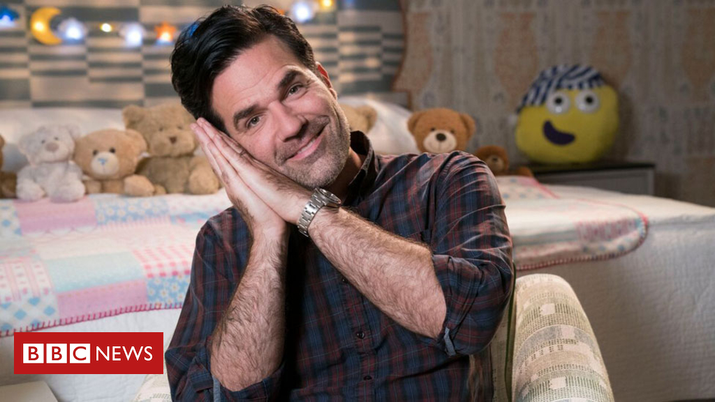 104324136 delaney bbc - Rob Delaney to read and sign CBeebies story
