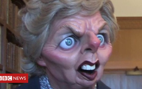 104335193 p06rqj74 - University given Spitting Image archive