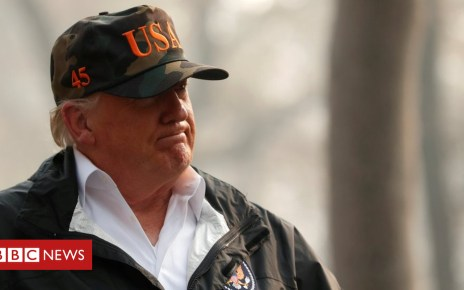 104392440 mediaitem104392439 - California wildfires: Finland bemused by Trump raking comment