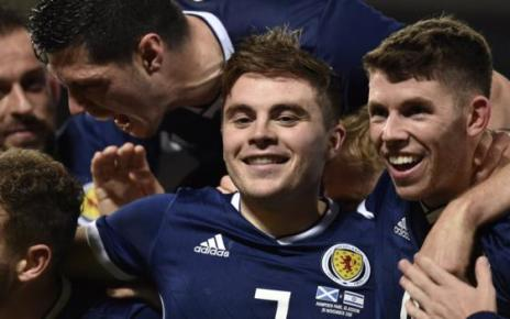 104422558 18124937 - Scotland win to top Nations League group