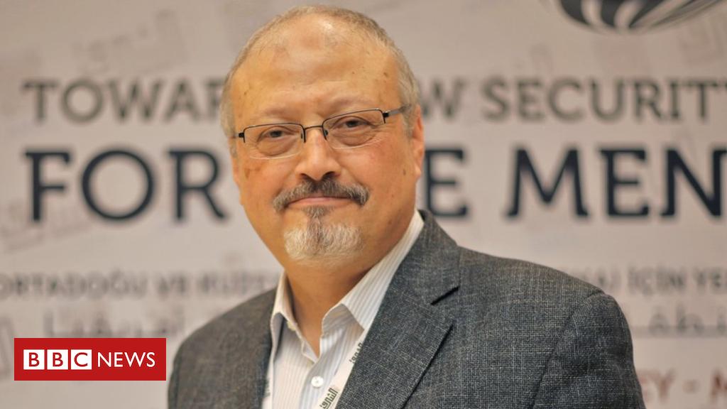 104423236 gettyimages 1052575072 - Khashoggi killing: CIA did not blame Saudi crown prince, says Trump