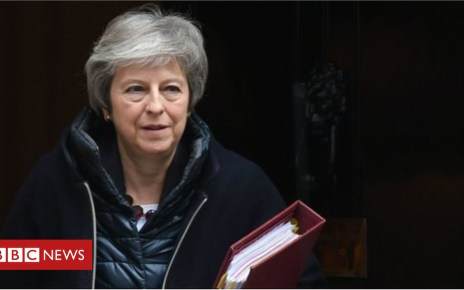 104437275 maybrexit - Brexit deal: NI business leaders to meet Prime Minister