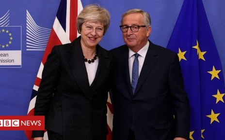 104437774 mediaitem104437773 - Brexit: May to return to Brussels for last-ditch talks