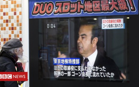 104439857 gettyimages 1069892400 - Carlos Ghosn: Nissan board to decide chairman's fate