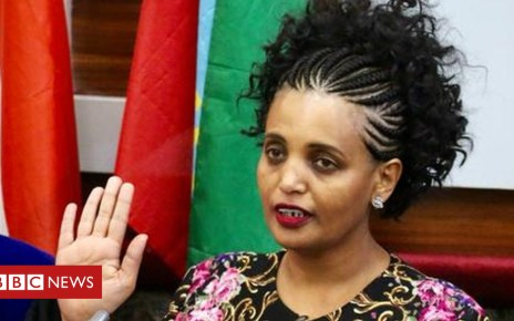 104441575 pm - Ethiopian's Birtukan Mideksa appointed election boss