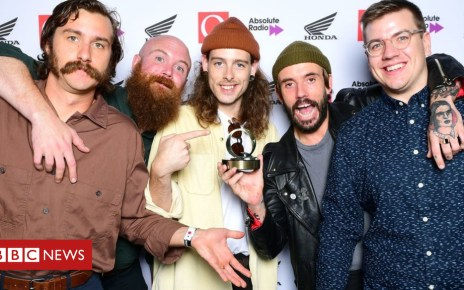 104457913 idles pa - Bristol band Idles top 6 Music's list of best 2018 albums