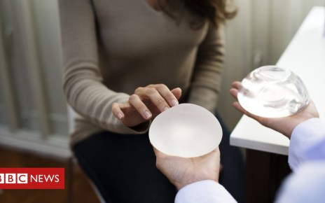 104493287 gettyimages 864104494 - Safety concerns raised over breast implants