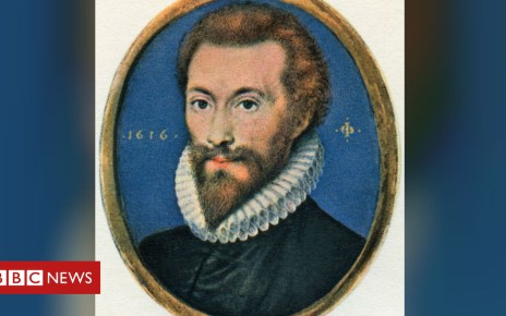 104557091 donne blur - 'Significant' John Donne manuscript could fetch £300k