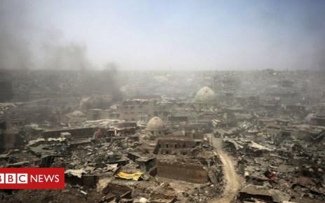 99138740 043247286 1 - IS left 200 mass graves in Iraq - UN