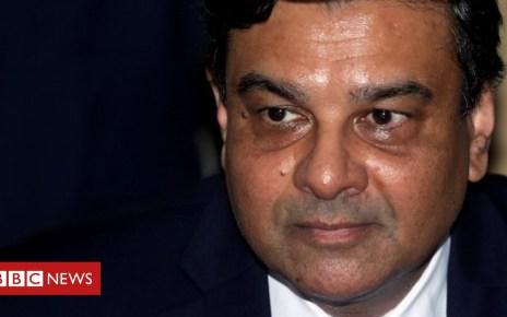 104125595 mediaitem104125594 - Urjit Patel: India's RBI governor quits
