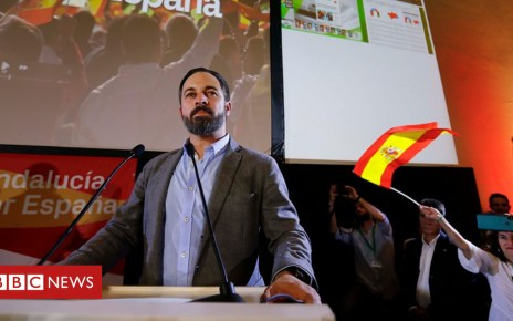 104593393 p06tjt4r - Vox: Who are Spain's far-right party?