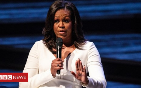 104604803 hi050974972 - Michelle Obama: 'I still have imposter syndrome'