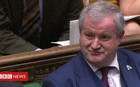 104631821 p06tqrw8 - PMQs: Blackford and May on Brexit and Scotland's rights