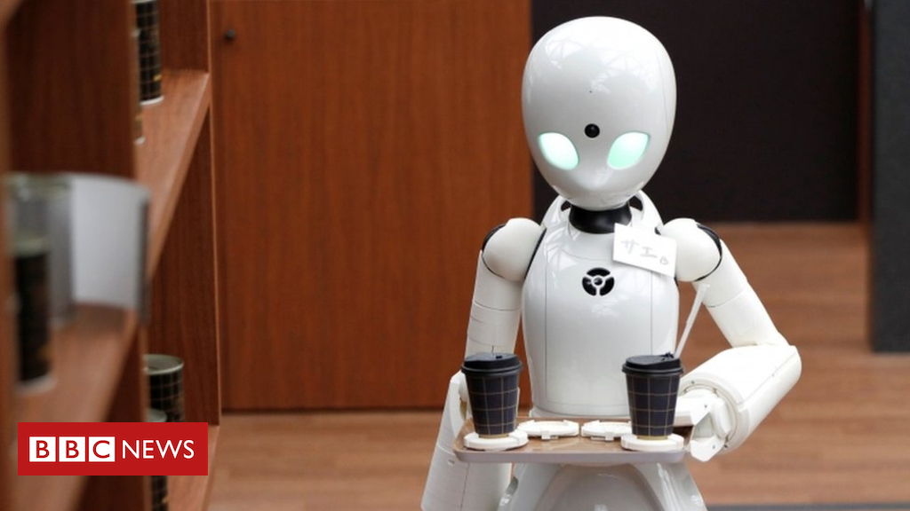 104643811 050821715 1 - Japanese cafe uses robots controlled by paralysed people
