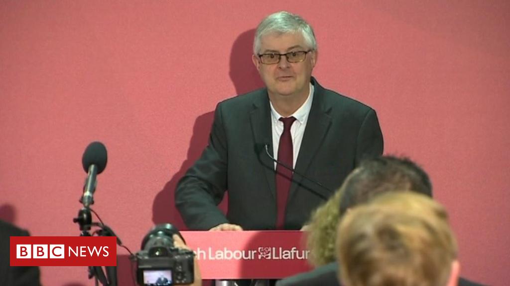 104674806 mediaitem104674805 - Welsh Labour leadership: Mark Drakeford set to be Wales' first minister