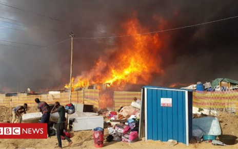 104687322 crimeairnetwork - South Africa mob kills suspected arsonist