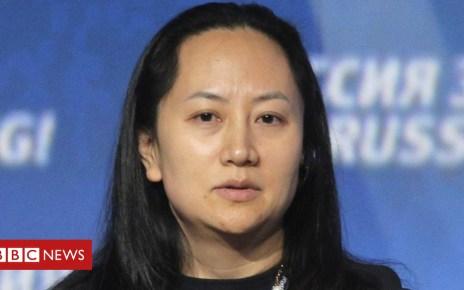 104694210 hi051019893 - Meng Wanzhou: China park rewards Huawei phone owners