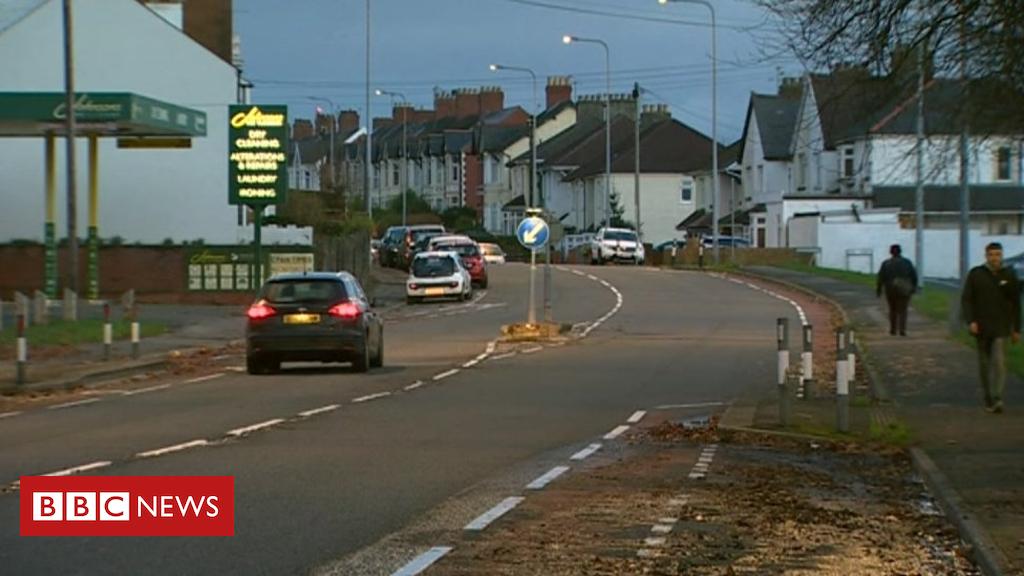 104708763 de27 - Woman, 94, dies after being hit by police van in Cardiff