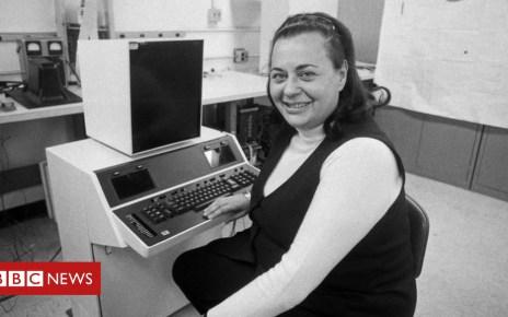104751379 9c0bd761 972a 4627 b74e fb42307e4466 - Word processor pioneer Evelyn Berezin dies aged 93
