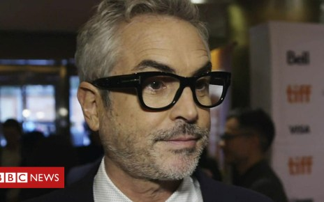 104752206 p06vcbs4 - Roma: Director Alfonso Cuaron on his new film