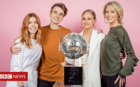 104771878 high res strictly come dancing 2018 - Strictly Come Dancing finalists discuss their ups, downs and future plans