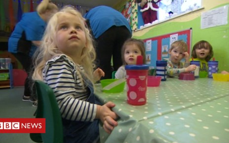 104897075 flu1 - Flu jab: 'Vaccinate children to protect older people'