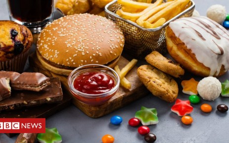104898751 gettyimages 844466808 - Tax junk food high in sugar and salt, says top doctor