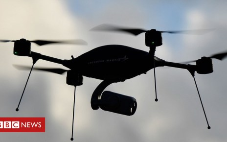 104906993 82d85d48 d527 4390 9f47 b4704e386869 - Gatwick disruption: How will police catch the drone menace?