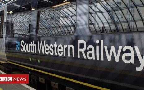 104953888 hi050822891 - South Western Railway strike to hit New Year's Eve trains