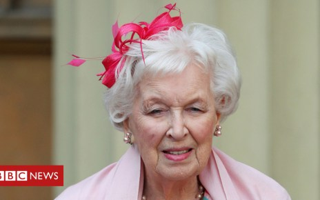 104983243 june getty - Ab Fab's Dame June Whitfield dies aged 93
