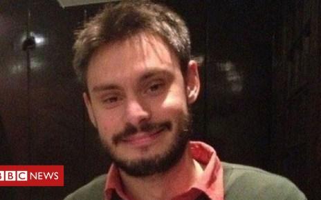 99105306 regenipicamnesty - Giulio Regeni: Italy names Egyptian police in murdered student case