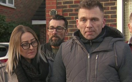 p06wj706 - Gatwick drones: Sussex Police 'really sorry' for arrested couple