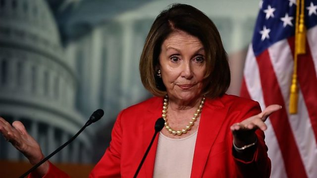 1546579253 958 US House Democrats vote to end shutdown - Pelosi warning over post-Brexit trade deal