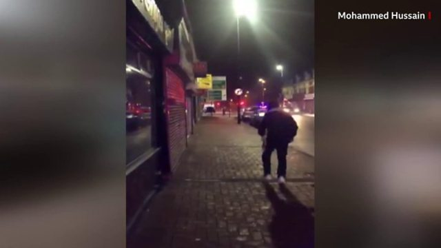 Man charged over Bearwood PCSO police chase death - Man charged over Bearwood PCSO police chase death