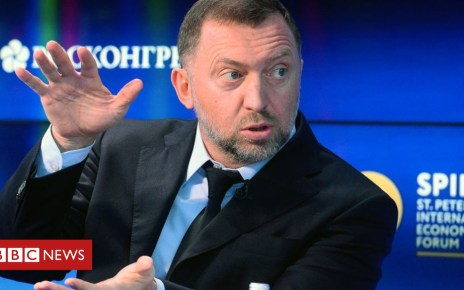 100763998 gettyimages 691072630 - US lifts sanctions on Putin ally's firms