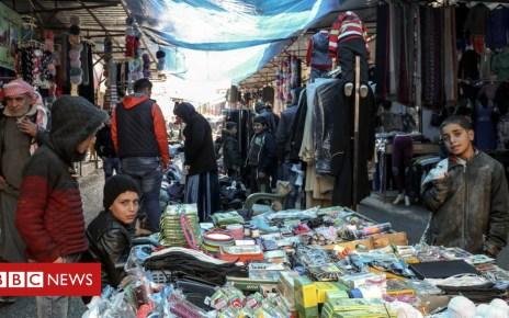 105068639 mediaitem105068638 - War-weary Syrians in Kurdish-held Manbij wait to learn fate