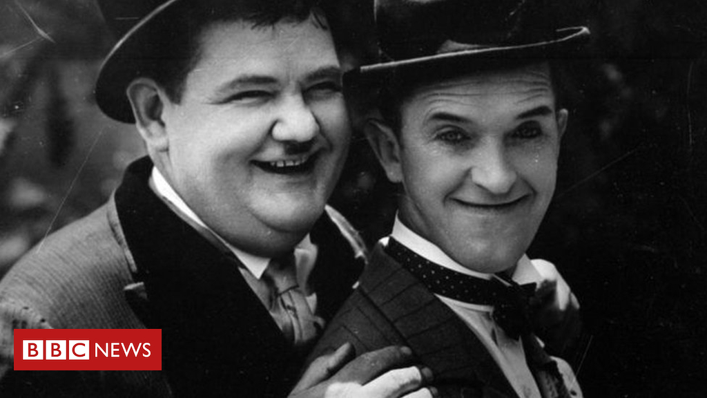 105071565  101587312 gettyimages 3065831 - Stan & Ollie: The story of Laurel and Hardy's final tour