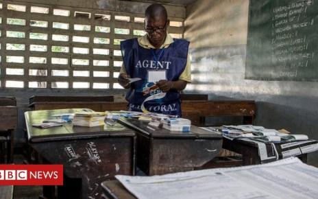 105074582 mediaitem105074579 - DR Congo election: Officials delay result of presidential vote
