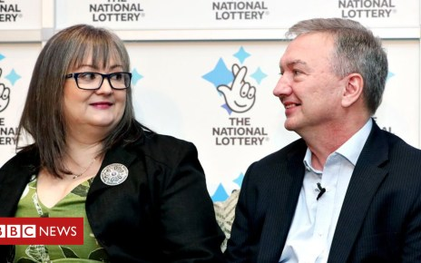 105078924 lottery winners pa - EuroMillions winner Frances Connolly saves sister's home