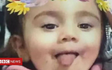 105081831 missinggirlthree - Girl, 2, missing after dad's car stolen in Newham