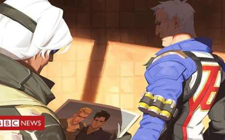 105103121 soldier76 976 - Overwatch's LGBT characters are 'educating' gamers