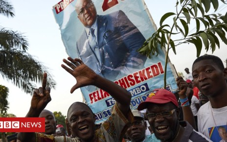 105125017 hi051540540 - Felix Tshisekedi: Opposition leader named winner in DR Congo poll