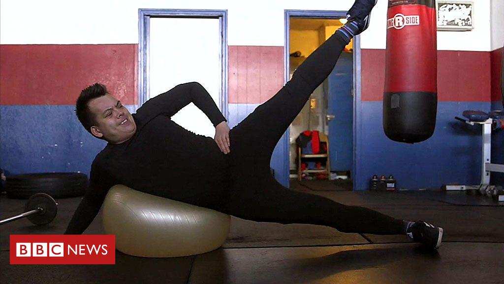105132168 p06xpvbm - CES 2019: RaceFit suit shows you how to exercise