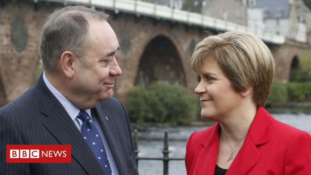 105132749 019674270 - Nicola Sturgeon denies conspiring against Alex Salmond