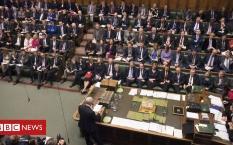 105139519 mpsincommons pa - Brexit: MPs continue EU withdrawal deal debate