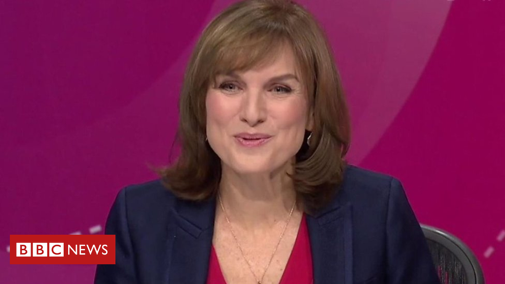 105139990 p06xsj29 - Fiona Bruce's Question Time debut proves popular