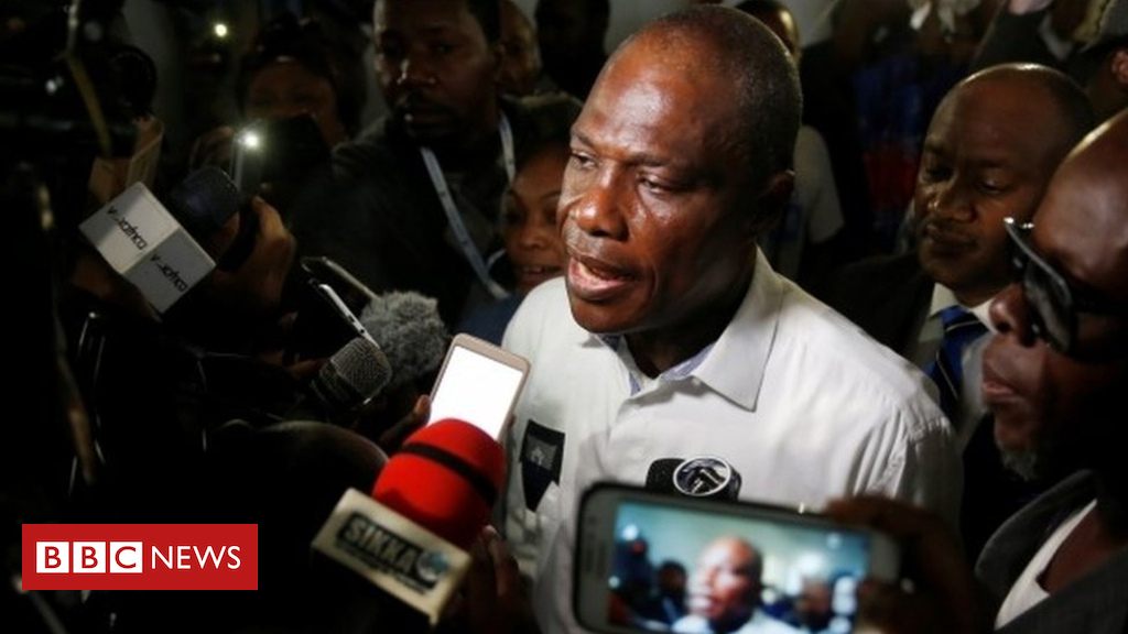 105141081 mediaitem105141080 - DR Congo election: Defeated candidate vows legal challenge