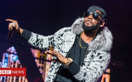 105141349 gettyimages 922620958 - Surviving R Kelly documentary: Daughter calls him a 'monster'